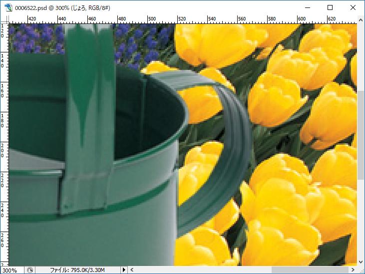 002722 - 切り抜いた画像。曲線と細かい直線の部分。